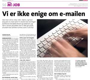 Interview med Sprogkontoret