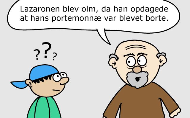 gamle danske ord