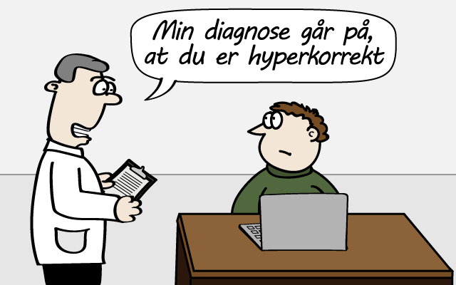 Hyperkorrekt